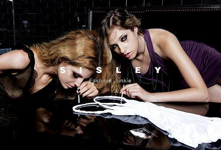 Adictas a la moda: polémica campaña de Sisley