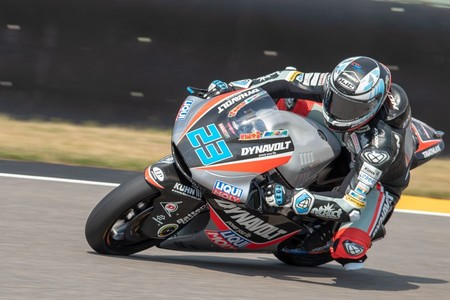Marcel Schrotter Gp Alemania Moto2 2018
