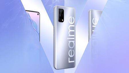 El Realme V5 5G llegará con su procesador MediaTek a Europa, según XDA