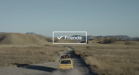 Facebook y la apropiación de la amistad en sus nuevos anuncios. La imagen de la semana