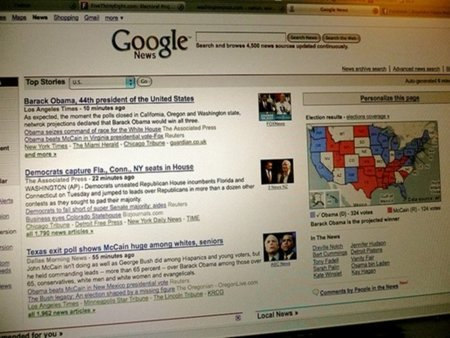 Obama y Google, primer desencuentro o ¿puro teatro?