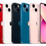 Estas son las baterías de los iPhone 13: las mayores cifras vistas en los teléfonos de Apple