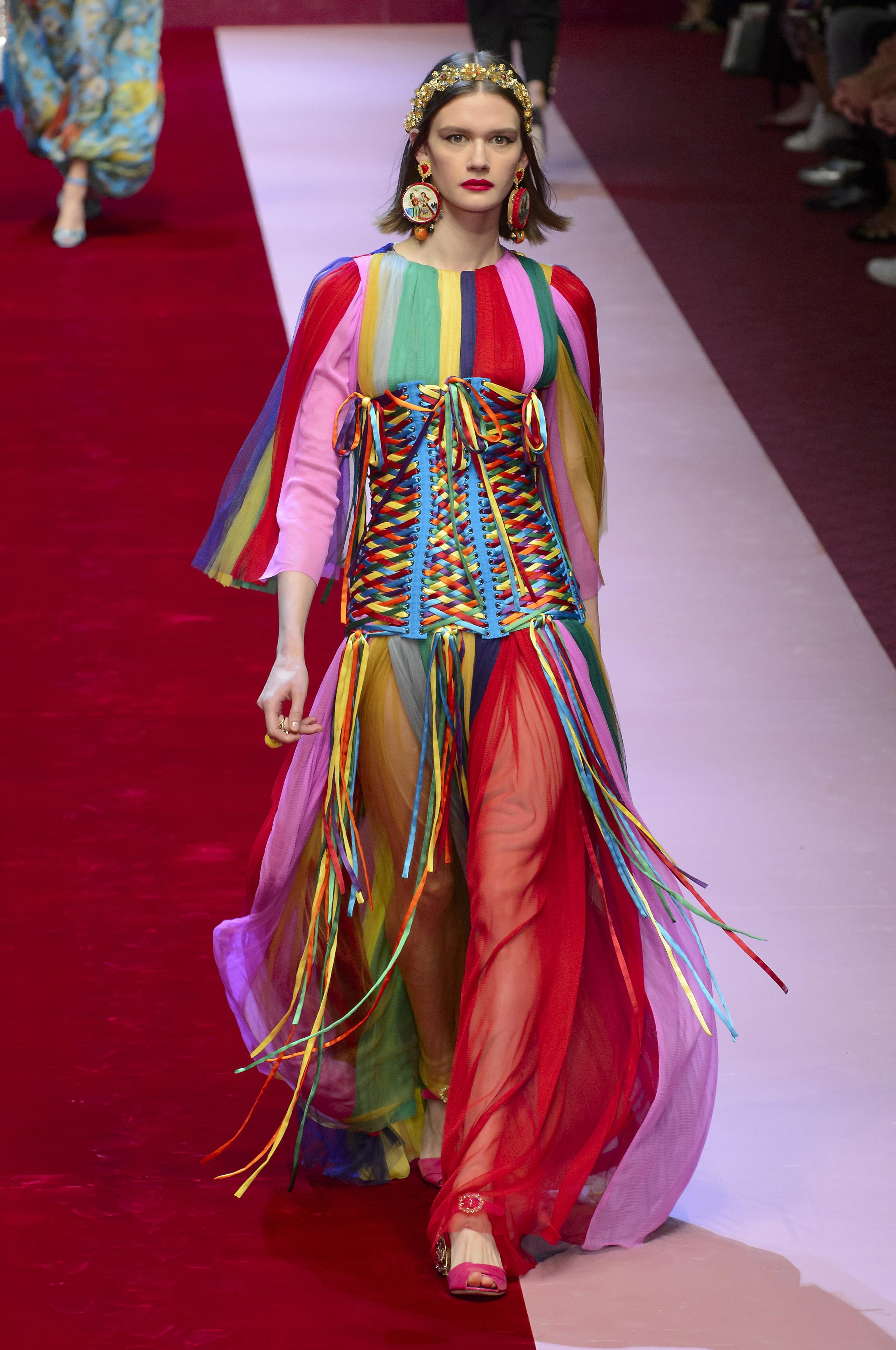 Foto de Dolce&Gabbana Primavera/Verano 2018 (73/106)