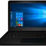 Kangaroo Notebook es un ordenador portátil que utiliza un miniPC modular como cerebro