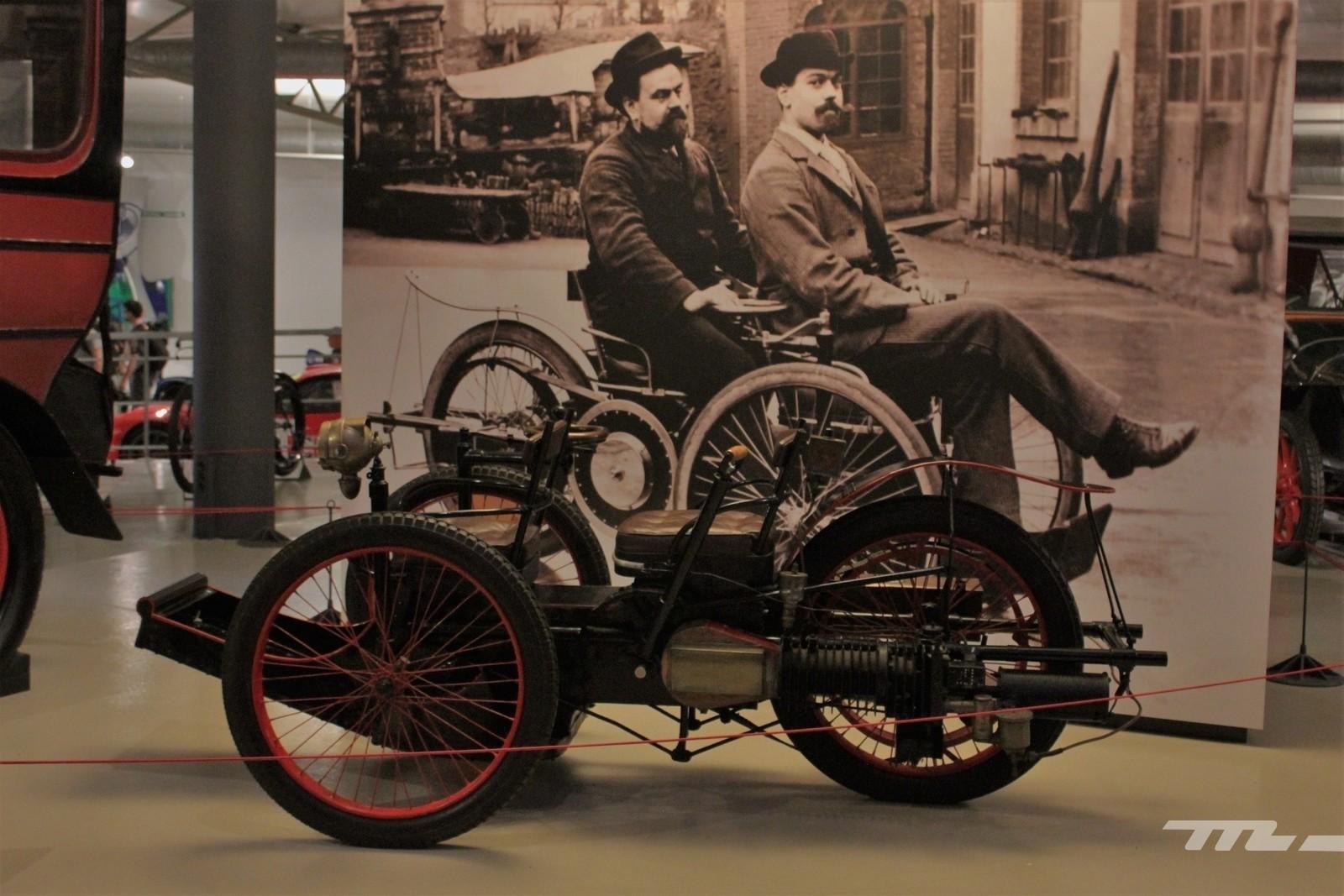 Foto de Museo de las 24 Horas de Le Mans (inicios) (12/30)