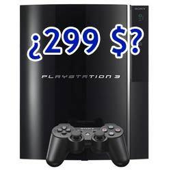 Rumor: PlayStation 3 podría bajar de precio a 299 dólares