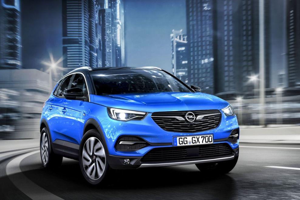 Foto de Opel Grandland X (2/10)