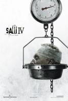 Primer póster oficial de 'Saw IV'