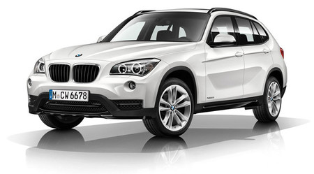 Los futuros BMW X1/X2 también serán de tracción delantera o total