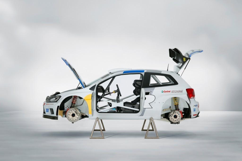 Foto de Volkswagen Polo R WRC (59/88)