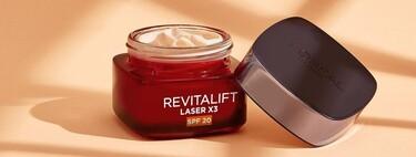 Las cremas antiedad de supermercado más vendidas de L'Oréal están a mitad de precio en Amazon (y no pasan de los 10 euros)