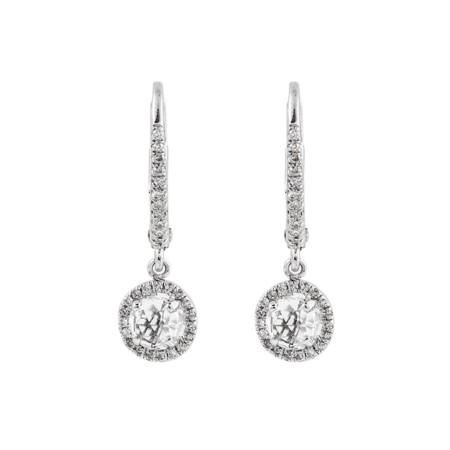 Pendientes Diamantes Aristocrazy