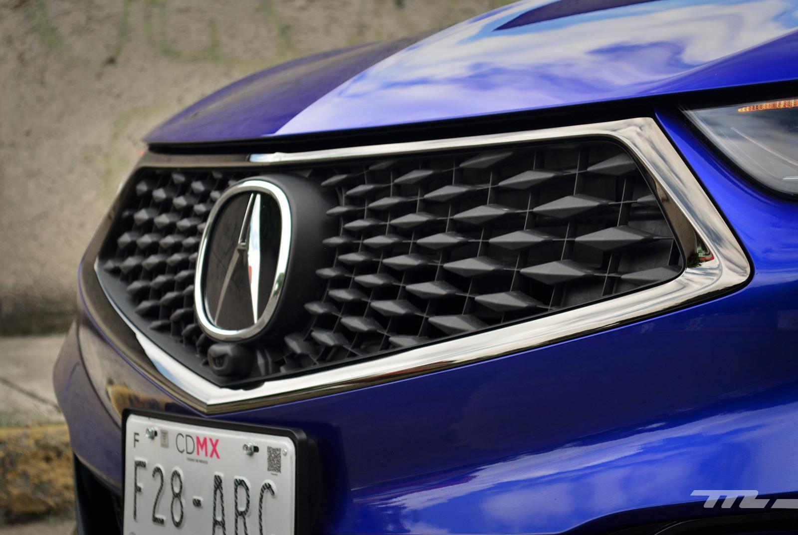 Foto de Acura TLX A-Spec (Prueba) (18/19)