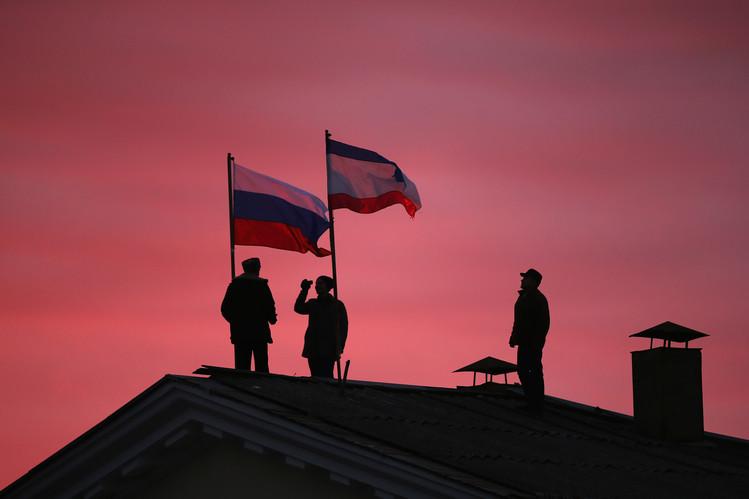 Apple y Google ceden a las presiones de Rusia y muestran Crimea anexionada a pesar de que la realidad no es (exactamente) esa