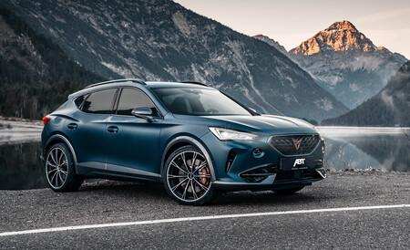 ABT embrutece al CUPRA Formentor y eleva al SUV deportivo hasta los 370 CV y 450 Nm