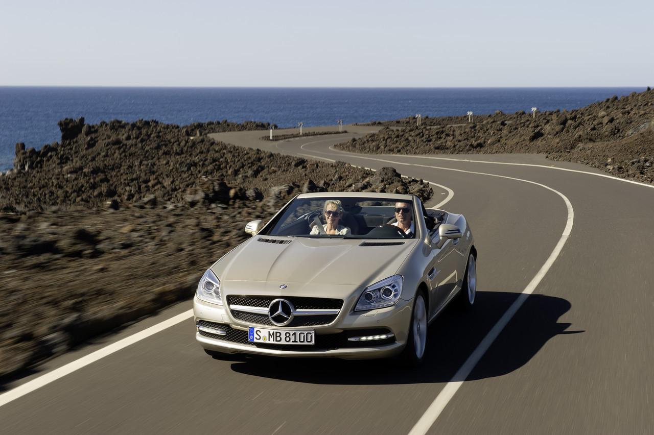 Foto de Mercedes-Benz SLK Roadster 2011 (20/36)