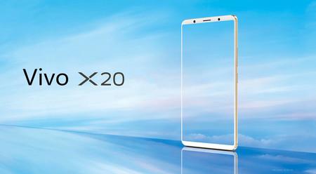El nuevo Vivo X20, en versión global, por 357 euros con este código de descuento