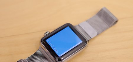 Nada es imposible, Windows 95 ejecutándose en un Apple Watch
