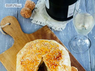 Sopa de ajo, queso Camembert en hojaldre y más en Directo al Paladar México