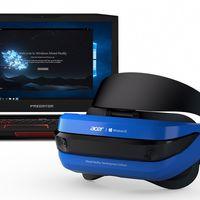 Microsoft se lanza de lleno a la Realidad Mixta: nuevas gafas, compatibilidad con Windows 10, Xbox One y Scorpio