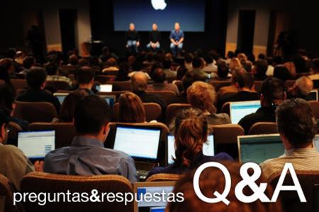 Preguntas y respuestas de la Keynote