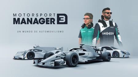 Motorsport Manager Mobile 3: un excelente gestor de carreras para los amantes del automovilismo
