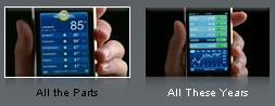 Nuevos anuncios del iPhone en la web de Apple