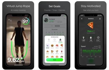 Con esta app puedes saltar a la comba de forma virtual con tu iPhone