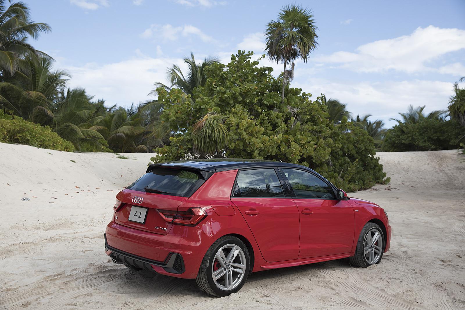 Foto de Audi A1 2020 (lanzamiento) (16/39)