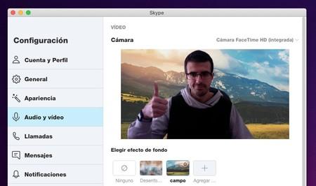 Skype Fondo Personalizado 3