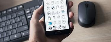 WhatsApp permitirá enviar stickers desde el teclado, según WaBetaInfo