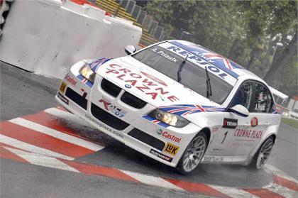 BMW vuelve a lo más alto en Pau