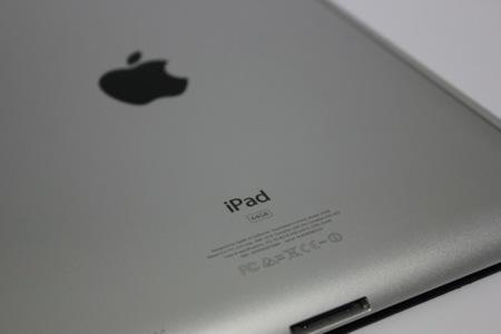 nuevo iPad trasero