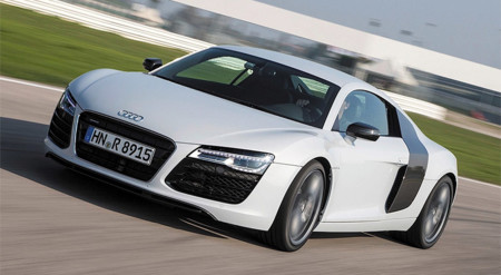 El Audi R8 equipará un V6 2.9 litros twin-turbo