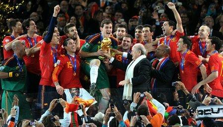 Iker Casillas. ¡Oh capitán, mi capitán!