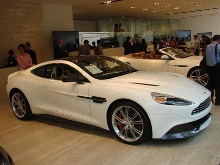 Aston Martin Inaugura Su Primera Agencia En Mexico