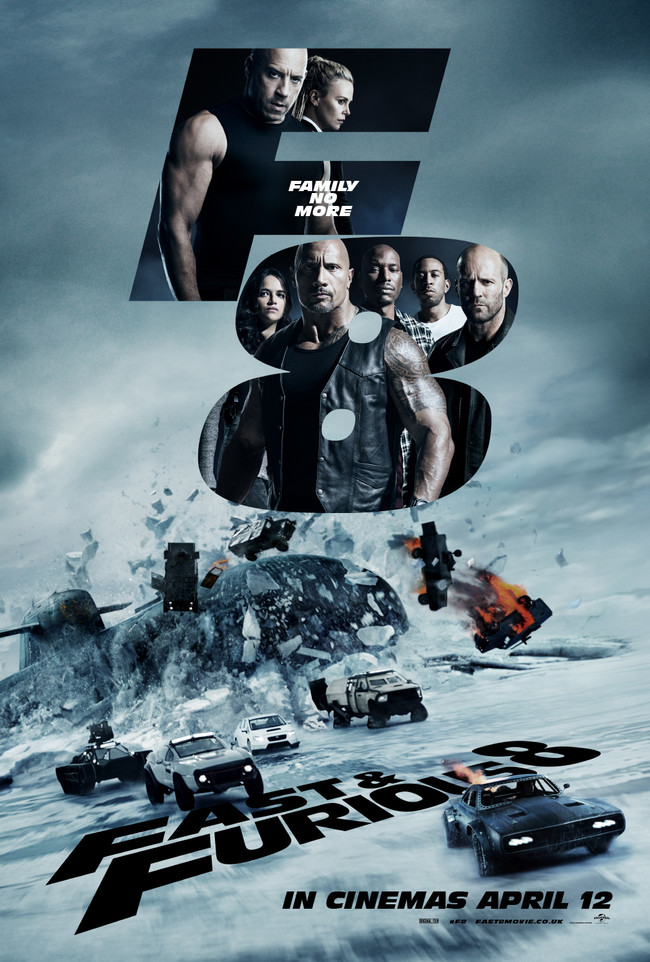 Fate 8 - Fate of the Furious