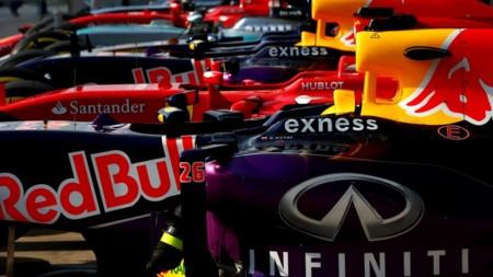 Red Bull 2015 F1
