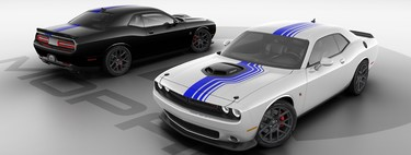 Dodge Challenger Mopar 2019, rinde homenaje a la personalización