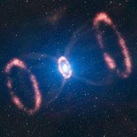 El fascinante caso de la estrella de neutrones desaparecida hace 32 años y que finalmente ha sido localizada
