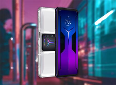 Lenovo Legion Phone Duel 2: doble ventilador y reinvención total del diseño para aspirar a campeón del 'gaming' en 2021