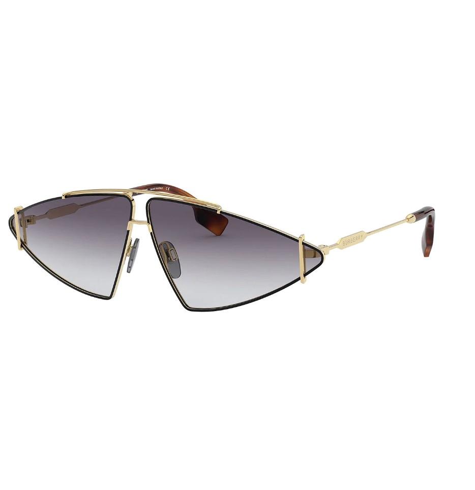 Gafas de sol con montura ovalada