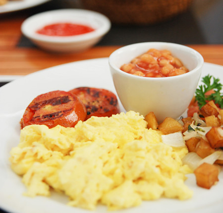 Los tres principales desayunos servidos en los hoteles ...