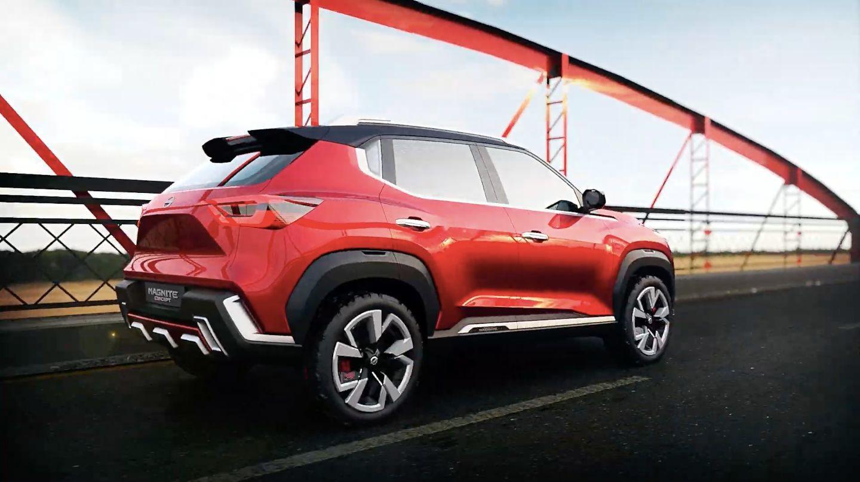 Foto de Nissan Magnite Concept (4/6)