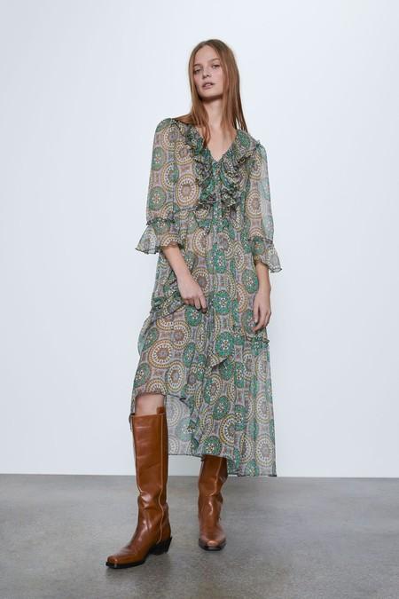 Vestidos Boho De Zara 7