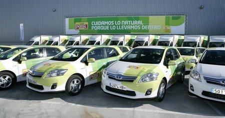 Toyota Auris HSD Grupo Pascual