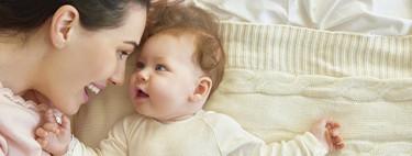 Mantener contacto visual con tu bebé facilita la comunicación entre ambos