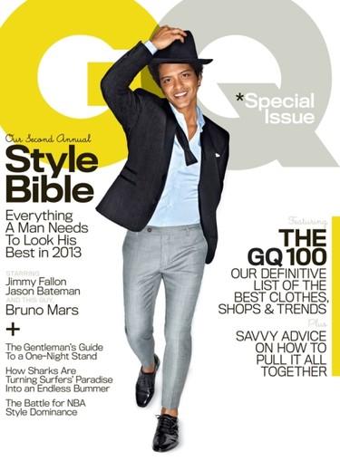 Bruno Mars, mucha música pero... ¿Para cuando temazo con tu chica?