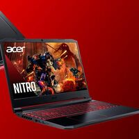 Este potente portátil gaming lleva 170 euros de rebaja en PcComponentes: Acer Nitro 5 AN515-55-72GW por 779 euros con envío gratis