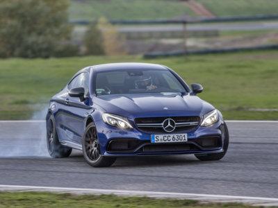 Probamos el Mercedes-AMG C63 Coupé en carretera y en el circuito de Ascari: palabras mayores